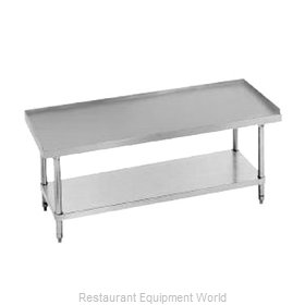 Advance Tabco EG-LG-3018-X Equipment Stand, for Countertop Cooking