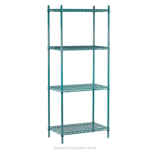 Advance Tabco EGG-1436 Shelving Unit, Wire