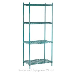 Advance Tabco EGG-1442 Shelving Unit, Wire