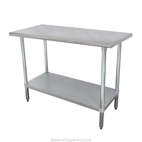 Advance Tabco ELAG-183-X Work Table,  36