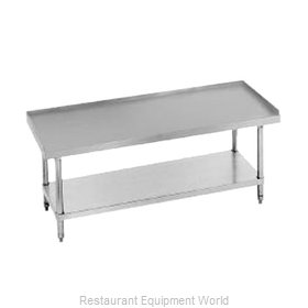 Advance Tabco ES-248 Equipment Stand for Countertop Cooking
