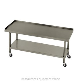 Advance Tabco ES-302C Equipment Stand, for Countertop Cooking