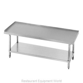 Advance Tabco ES-LS-306-X Equipment Stand, for Countertop Cooking