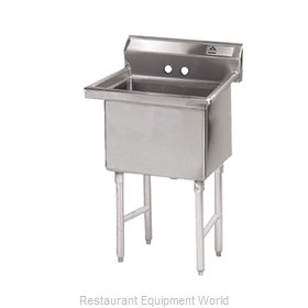 Advance Tabco FC-1-1818-X Sink, (1) One Compartment