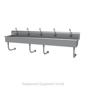 Advance Tabco FC-WM-100EF Sink, Hand
