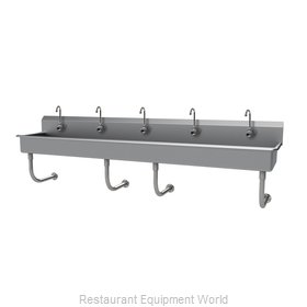 Advance Tabco FC-WM-100EFADA Sink, Hand