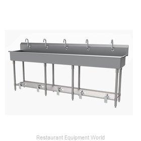 Advance Tabco FC-WM-100FV Sink, Hand