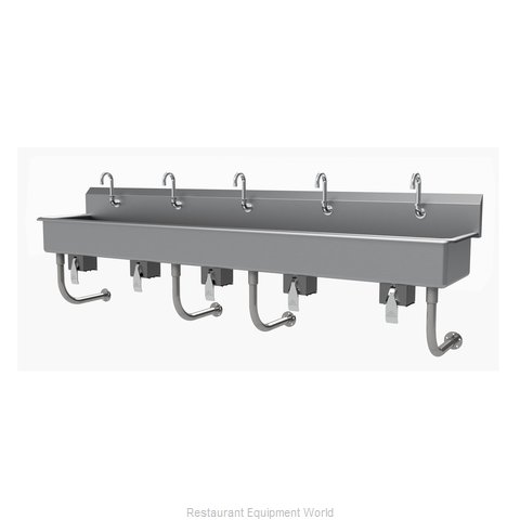 Advance Tabco FC-WM-100KV Sink, Hand