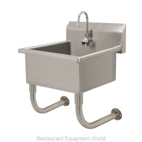 Advance Tabco FC-WM-2219EF Sink, Hand