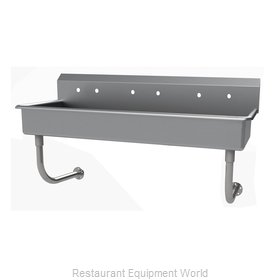 Advance Tabco FC-WM-60-ADA Sink, Hand
