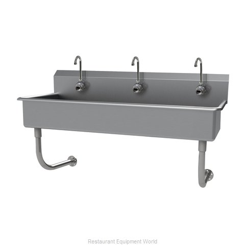 Advance Tabco FC-WM-60EF Sink, Hand