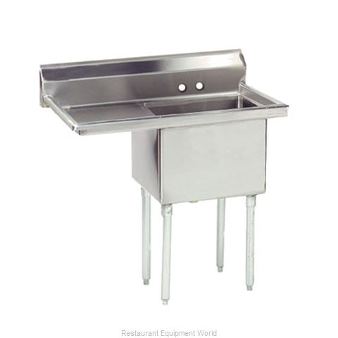 Advance Tabco FE-1-1620-18L-X Sink, (1) One Compartment