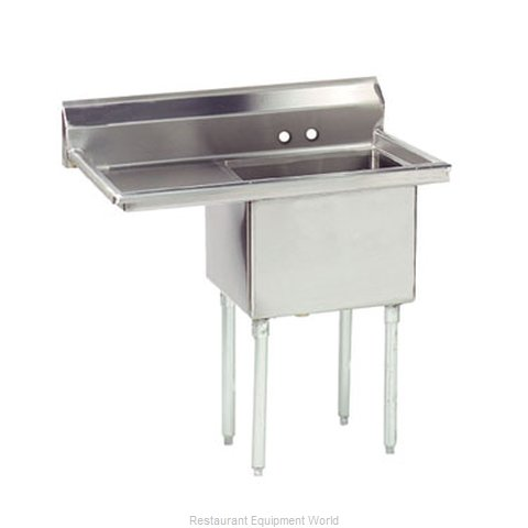 Advance Tabco FE-1-1812-18L-X Sink 1 One Compartment