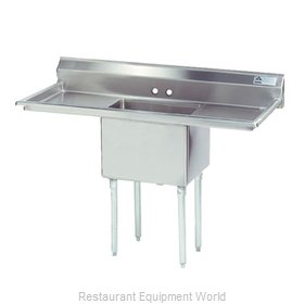 Advance Tabco FE-1-1812-18RL-X Sink 1 One Compartment
