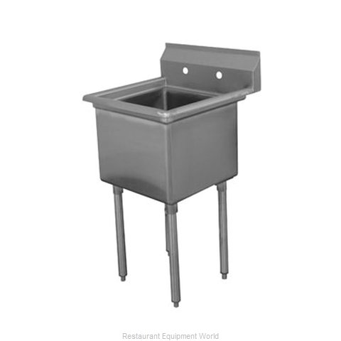 Advance Tabco FE-1-1812-X Sink, (1) One Compartment