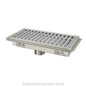 Advance Tabco FFTG-12108 Drain, Floor Trough