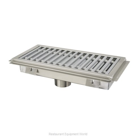 Advance Tabco FFTG-2430 Drain, Floor Trough