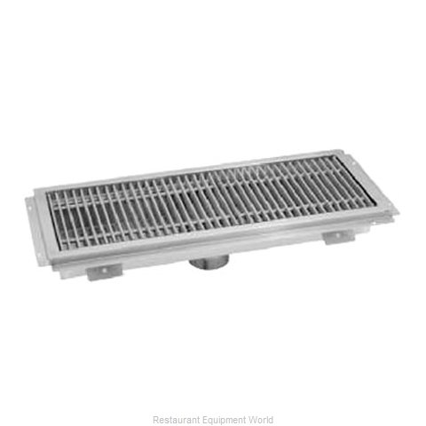 Advance Tabco FRG-36 Drain, Floor Trough