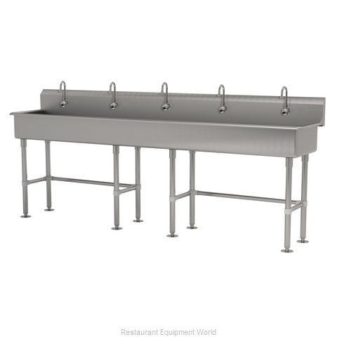 Advance Tabco FS-FM-100EF Sink, Hand