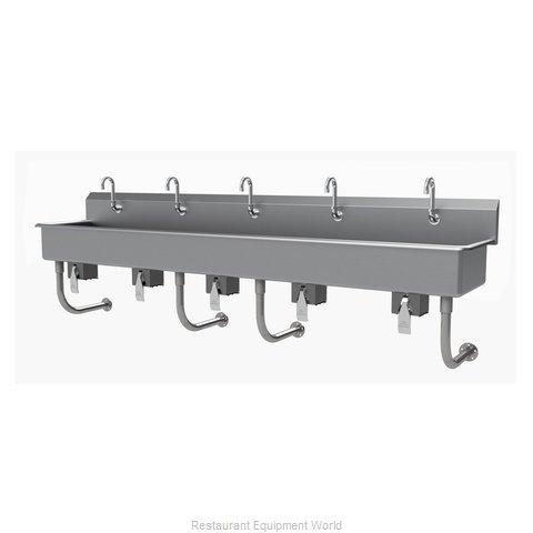 Advance Tabco FS-WM-100KV Sink, Hand