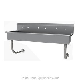 Advance Tabco FS-WM-60-ADA Sink, Hand