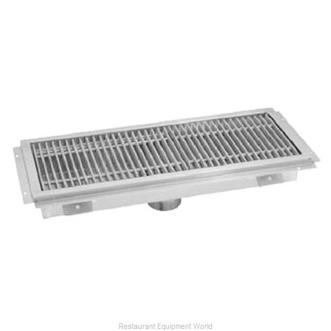 Advance Tabco FTG-1848 Floor Trough - 18