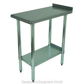 Advance Tabco FTS-3018-X Work Table,  12