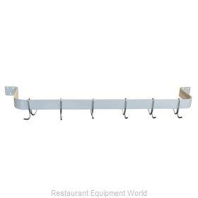 Advance Tabco GW1-108 Pot Rack, Wall-Mounted