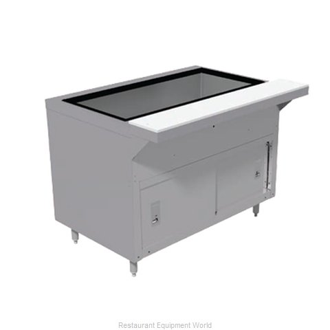 Advance Tabco HDCPU-4-DR Serving Counter, Cold Food