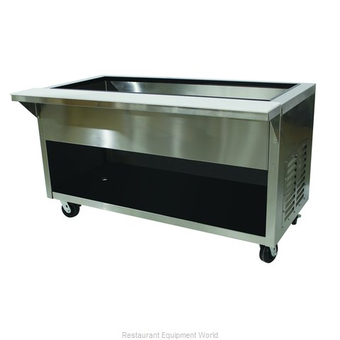 Advance Tabco HDCPU-5-BS Serving Counter, Cold Food