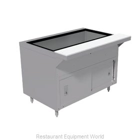 Advance Tabco HDCPU-5-DR Serving Counter, Cold Food