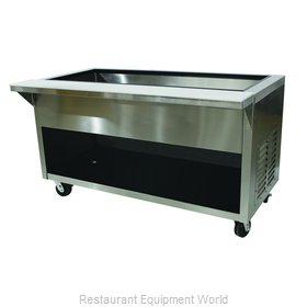 Advance Tabco HDCPU-6-BS Serving Counter, Cold Food