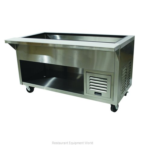 Advance Tabco HDRCP-3-BS Serving Counter, Cold Food