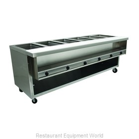Advance Tabco HDSW-6-240-BS Serving Counter, Hot Food, Electric