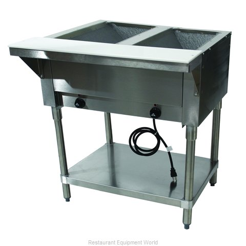 Advance Tabco HF-2E-120-X Serving Counter, Hot Food, Electric