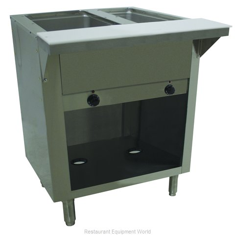 Advance Tabco HF-2E-240-BS Serving Counter, Hot Food, Electric