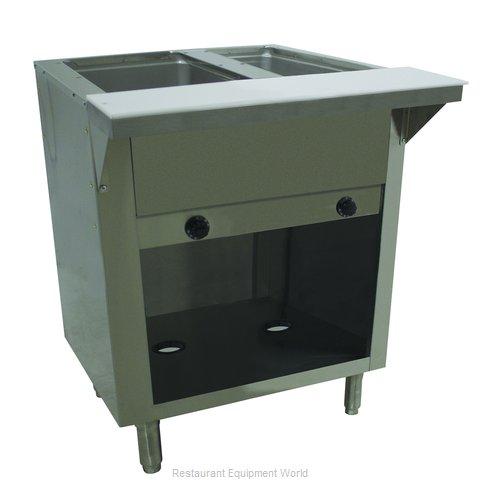 Advance Tabco HF-2G-NAT-BS Serving Counter, Hot Food, Gas