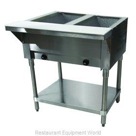 Advance Tabco HF-2G-NAT Serving Counter, Hot Food, Gas