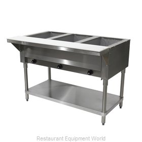 Advance Tabco HF-3G-LP-X Serving Counter, Hot Food, Gas