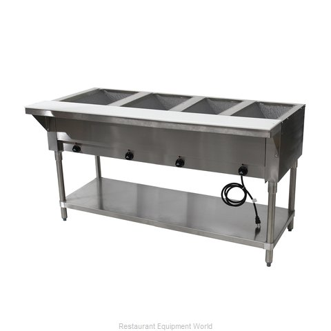 Advance Tabco HF-4E-240-X Serving Counter, Hot Food, Electric