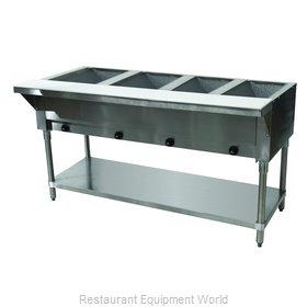 Advance Tabco HF-4G-LP Serving Counter, Hot Food, Gas