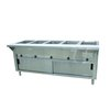 Advance Tabco HF-5E-240-DR Serving Counter, Hot Food, Electric