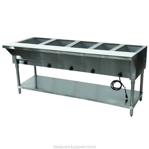 Advance Tabco HF-5E-240 Serving Counter, Hot Food, Electric