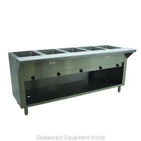 Advance Tabco HF-5G-NAT-BS Serving Counter, Hot Food, Gas