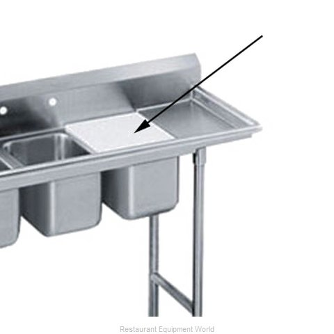 Advance Tabco K-2D-X Sink Cover