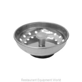 Advance Tabco K-310 Drain, Sink Basket / Strainer
