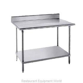 Advance Tabco KLG-306 Work Table,  63