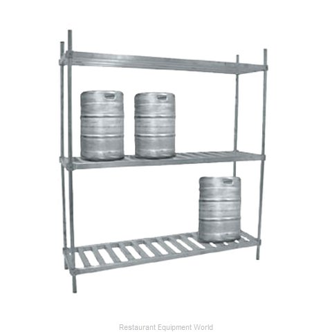 Advance Tabco KR-72-X Keg Rack