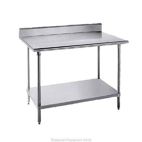 Advance Tabco KSS-246 Work Table,  63