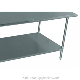 Advance Tabco KT-103 Undershelf for Work Prep Table